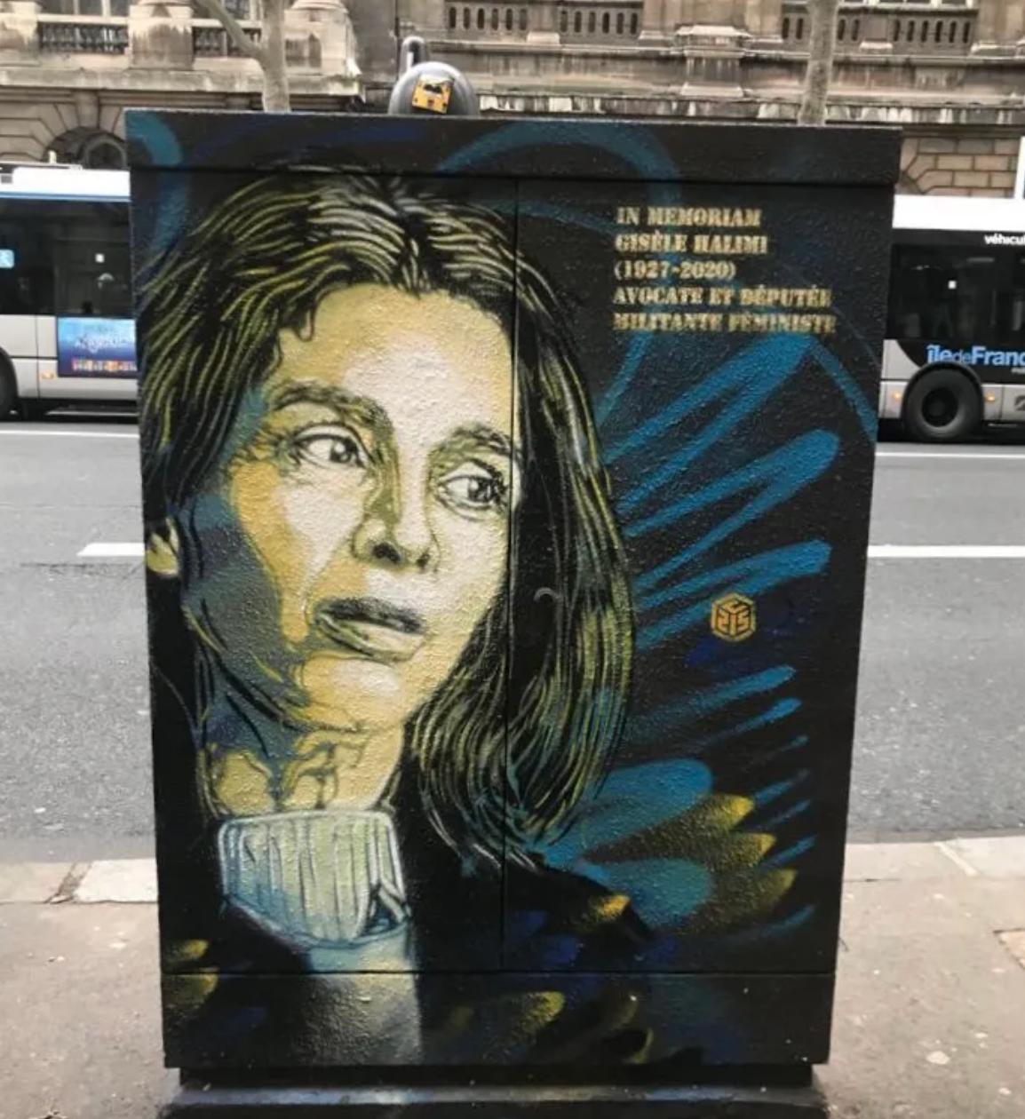 """""""Gisèle Halimi, la Fauteuse de trouble"""" sur France Culture"""