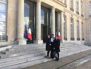 Emmanuel Macron reconnaît sa dette à l'égard du projet de Gisèle Halimi : le mettre réellement en oeuvre serait mieux !