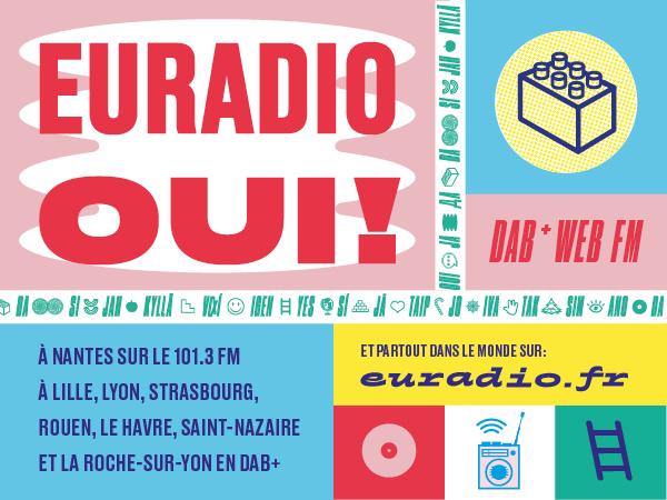 Média : Contre l'invisibilité de l'Europe et l'invisibilité des femmes : écoutez Euradio !