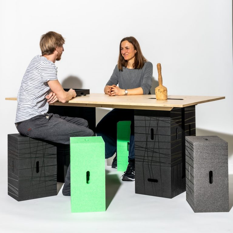 Besprechungsraum Design Thinking und Experience Space