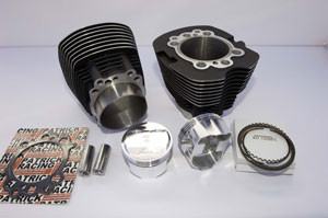 Big Bore Kit (RESLEEVED) - 110 cu inch / 101mm / 1810cc (Yam Roadstar 1600) (# 3019) 880 US Dollar