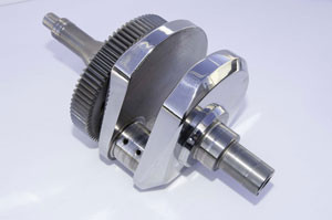 Lighten & Balance (customer) Crankshaft (# L -25) 990 US Dollar