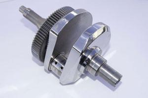 Lighten & Balance (customer) Crankshaft (# L -25) 990 US Dollar