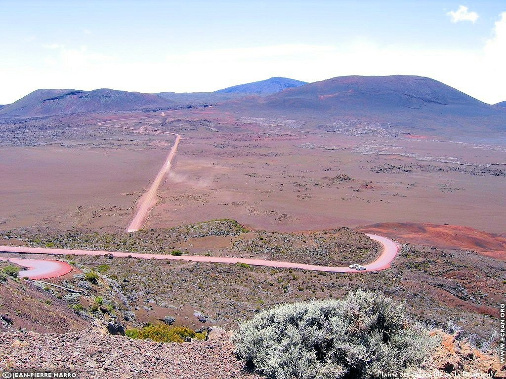 route de la Plaine des sables