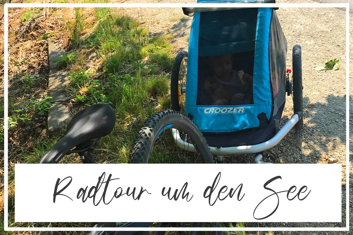 Radfahren um den Neusiedlersee