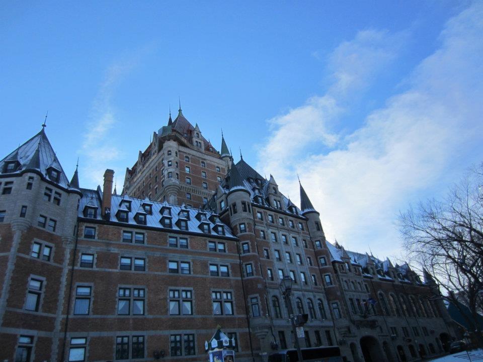 Fairmont Royal Hotel: Le Chateau Frontenac