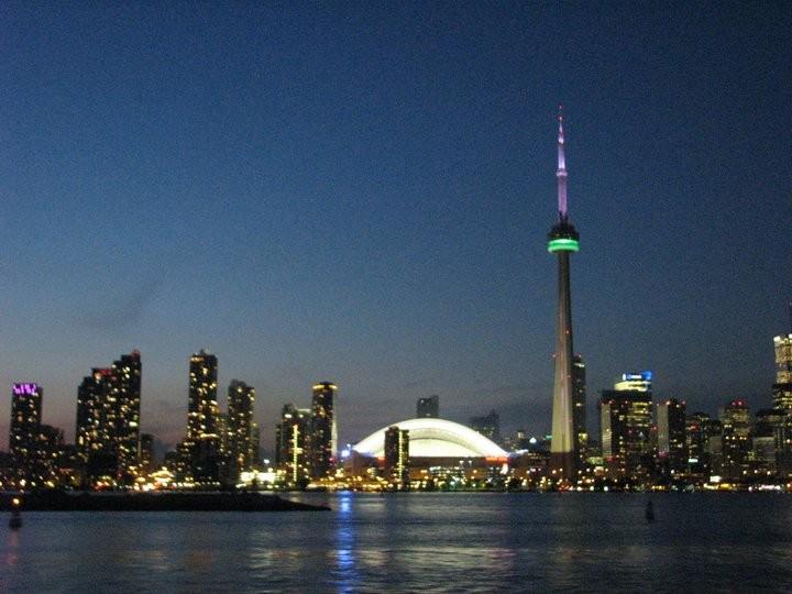 CN Tower Skyline