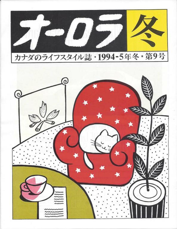 オーロラ第9号・1994-95年 冬