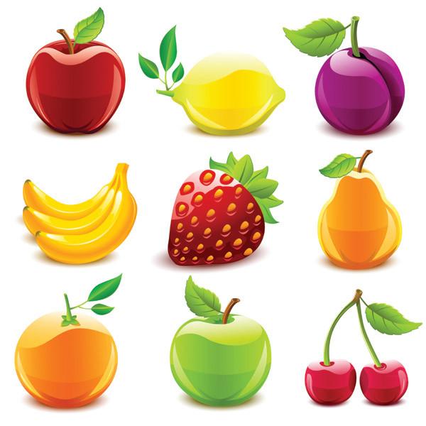 クリスタルのように光沢のある果物 crystal fruit