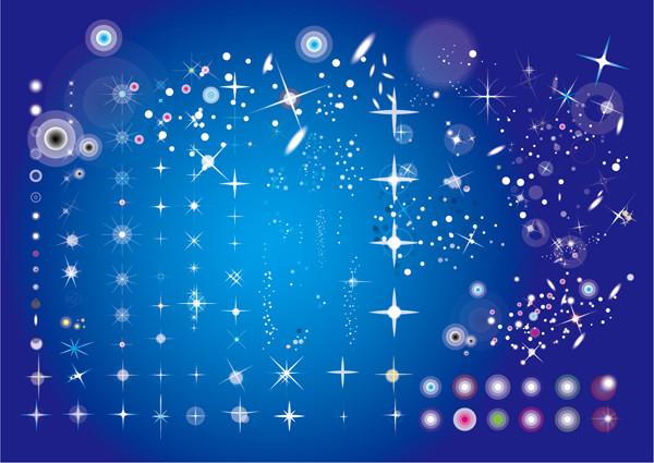 輝く宇宙の星々 amazing cosmic cosmos