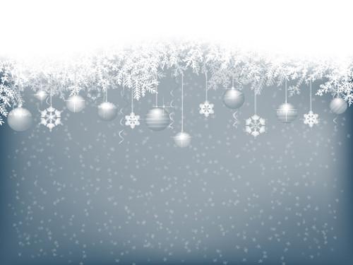 光り輝くクリスマスの背景 dream christmas background5