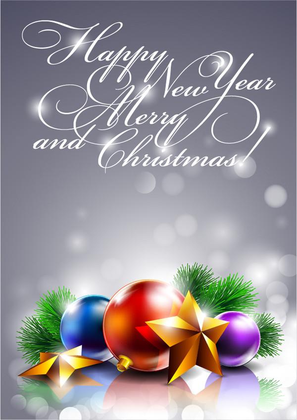 輝くクリスマス飾りの背景 beautifully decorated christmas background