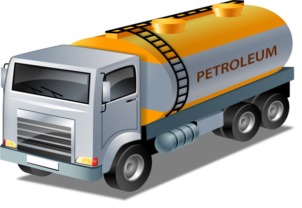 乗り物のクリップアート Transport Vector Icons2