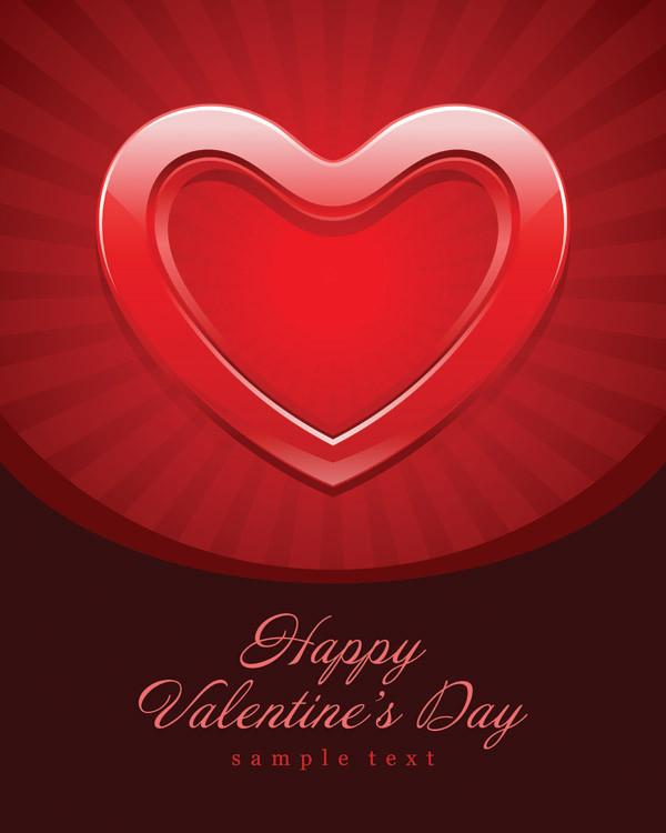 バレンタインデー向けのハート型 valentine day heartshaped texture5