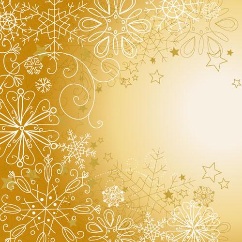 光り輝くクリスマスの背景 dream christmas background4