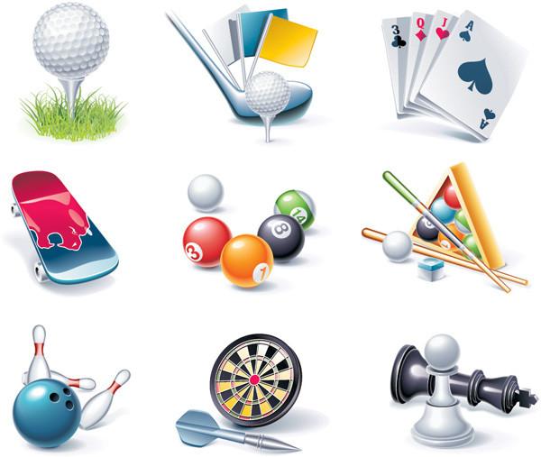 娯楽ゲームのアイコン game entertainment icon