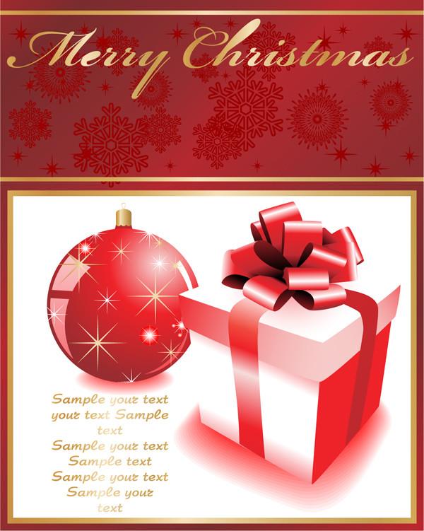 可愛いクリスマス切手のデザイン見本 cute christmas stamps1