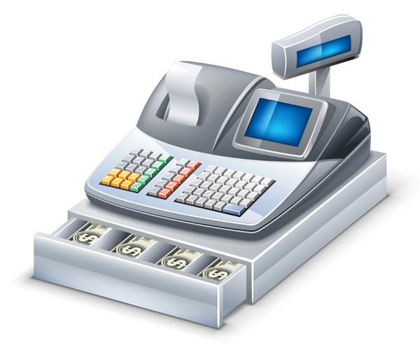 キャッシュ レジスター cash register supermarkets