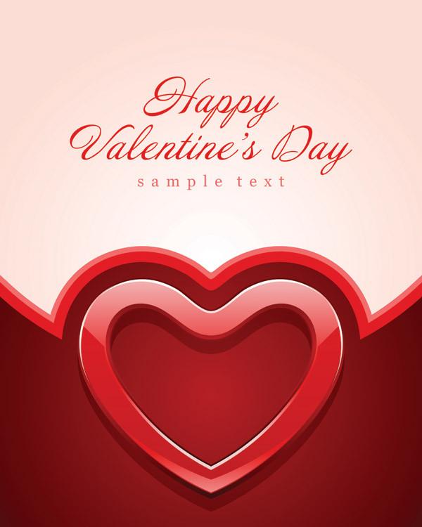 バレンタインデー向けのハート型 valentine day heartshaped texture2