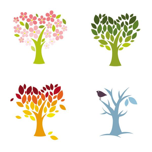 美しい四季の樹 beautiful tree of seasons2