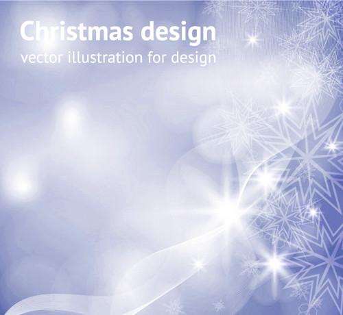 光り輝くクリスマスの背景 dream christmas background3