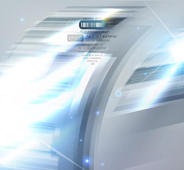 光通信技術をイメージした輝く背景 optical communications technology brilliance background