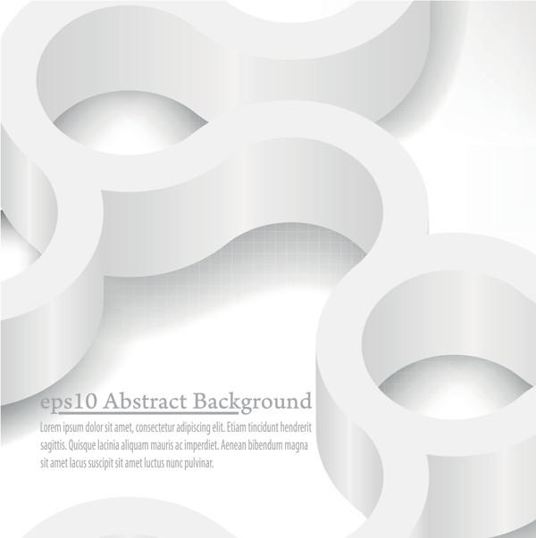 立体的な流線の背景 grid flow lines 3d background