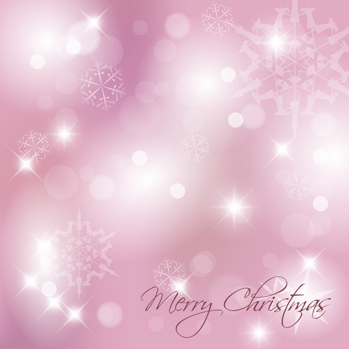 光り輝くクリスマスの背景 dream christmas background1