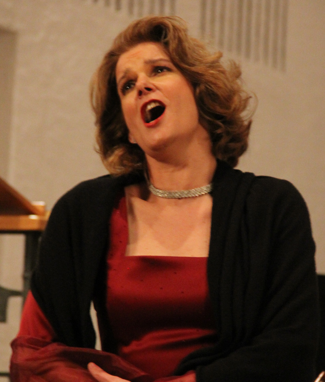 Danielle Zuber, Sopran (Verdi-Gala 2013)