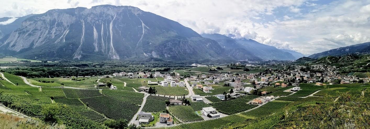 Weinreise ins Wallis