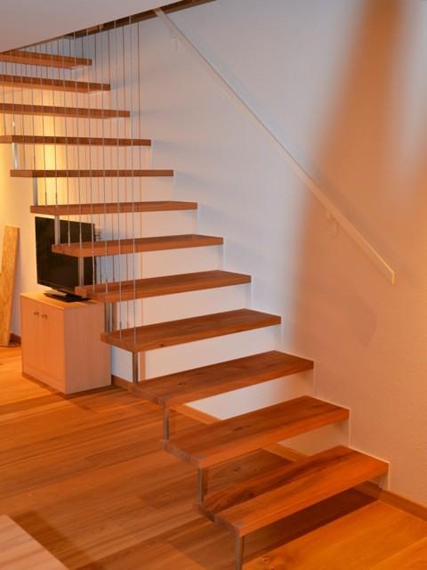 Treppe in Ulme