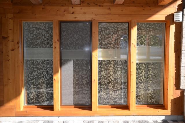 Fenster Holz/Metall