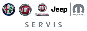 Servs vozil Alfa Romeo, Fiat, Lancia, Fiat Professional