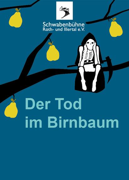 Plakat für das Sommerstück 2020 der Schwabenbühne Roth-u. Illerthal e.V.