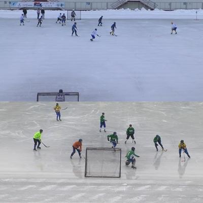кубок Красногорского района по мини-хоккею с мячом
