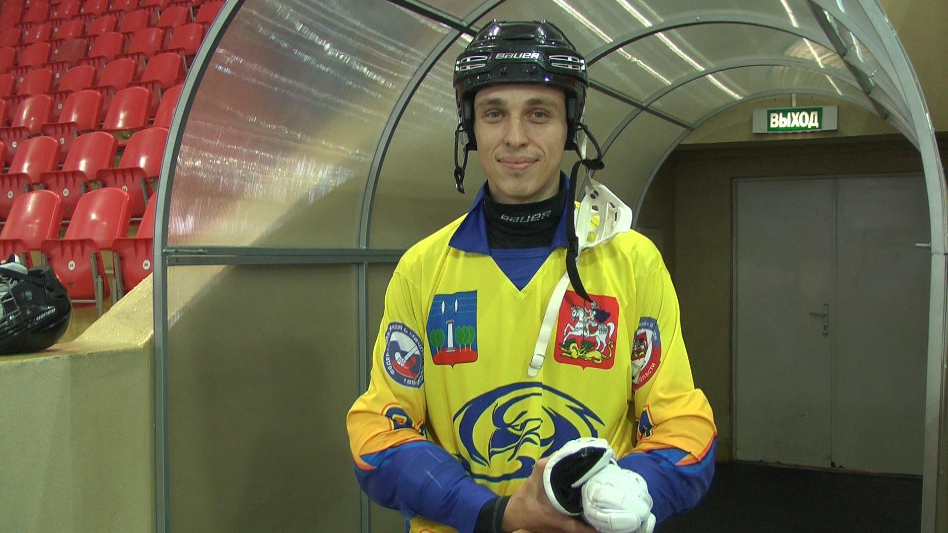 №24 Виктор  Реботунов
