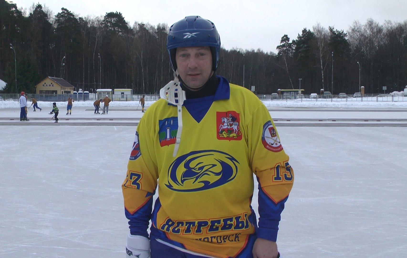 №13 Евгений Забывалкин