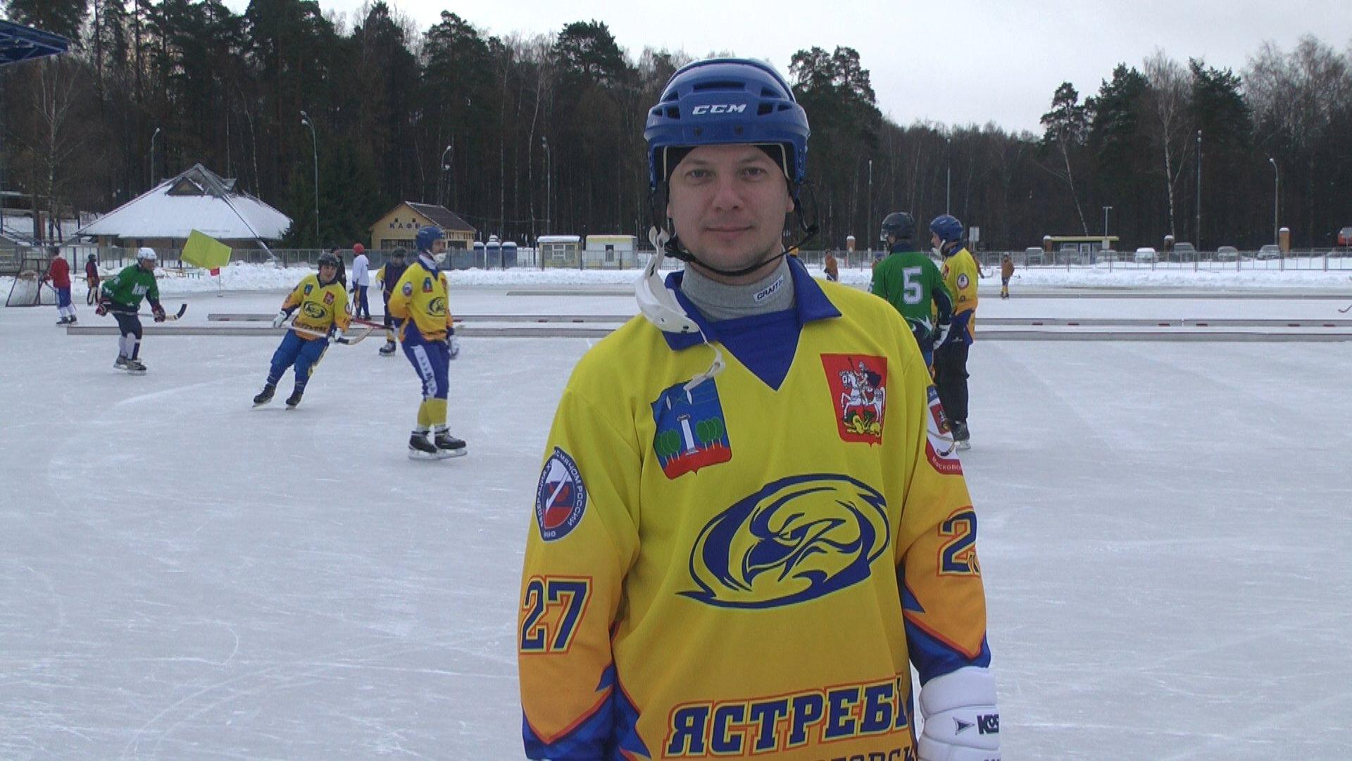 №27 Алексей Полын
