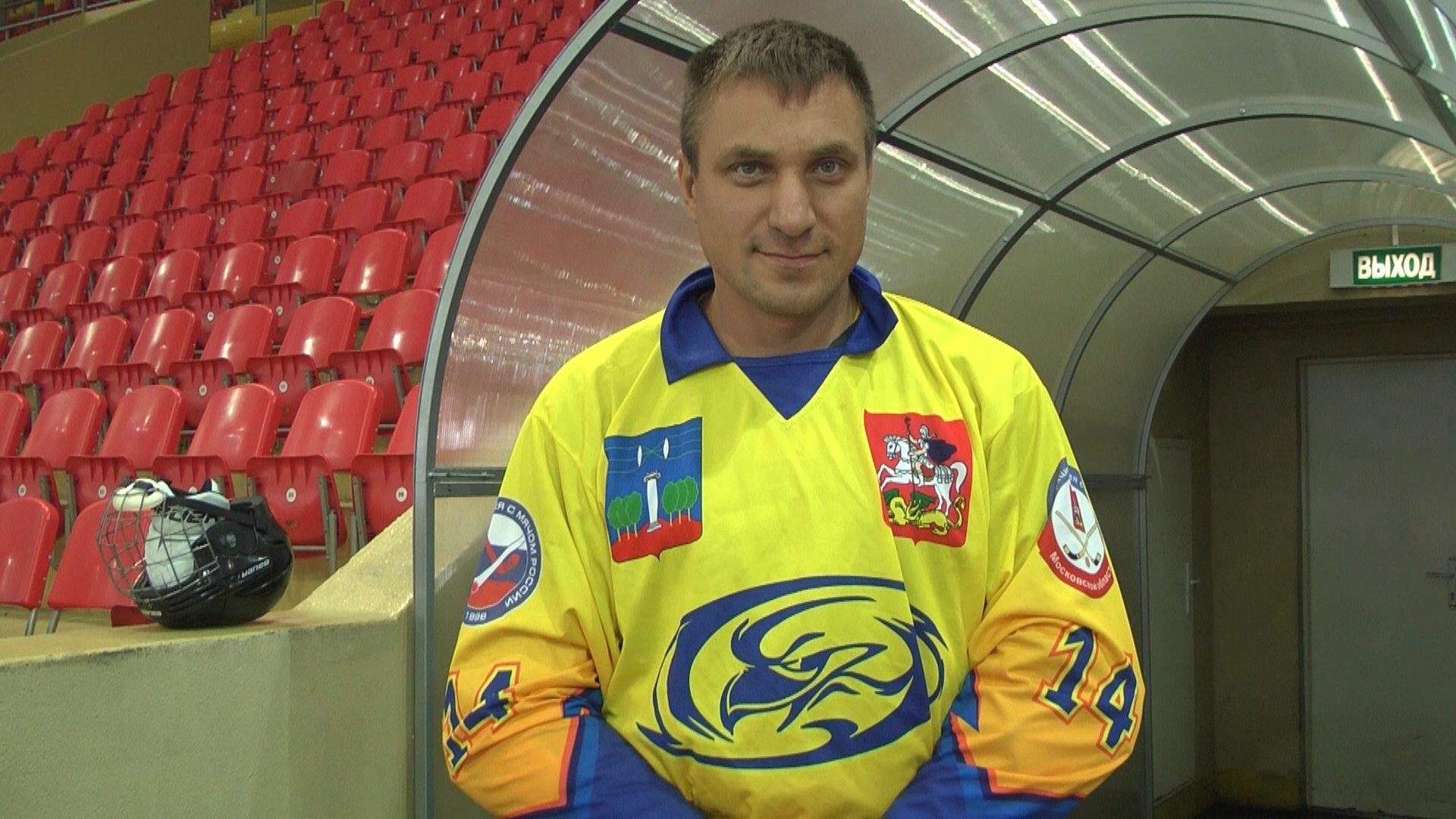 №14 Александр Клюшкин