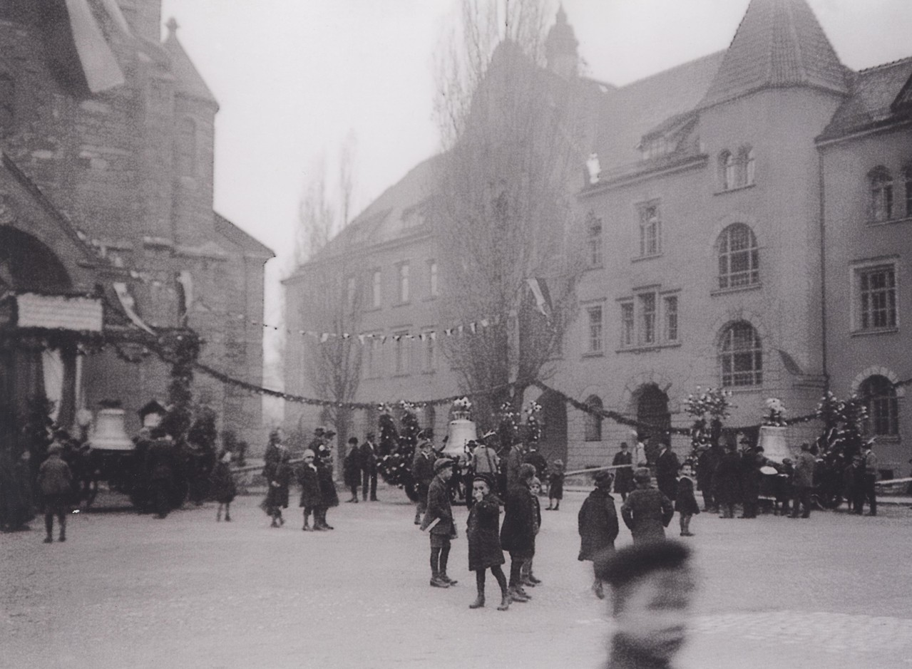 Glockenweihe 1923