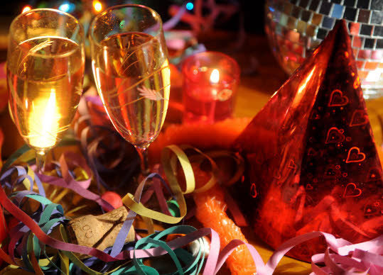 Anniversaires champagne