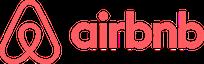 le logo d'airbnb
