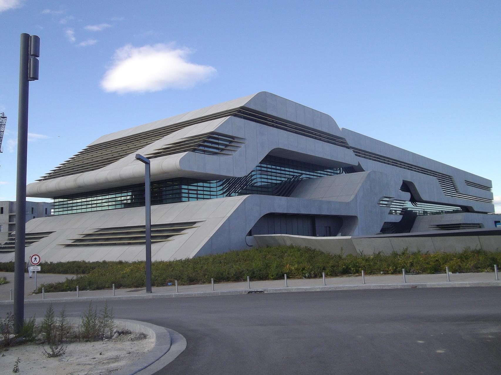 Les archives départementales (situées à Montpellier)