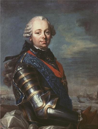 Document 4_ Le duc de Choiseul par Louis-Michel Van Loo.