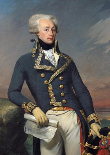 Document 4_ Le Marquis de La Fayette par Joseph Désiré Court, 1834, Versailles