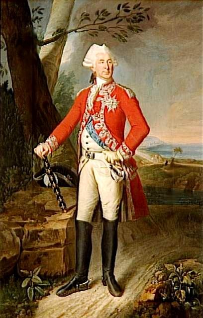 Document 9_ Charles Eugène de la Croix de Castries, maréchal de France, par Joseph Boze après 1816, Versailles