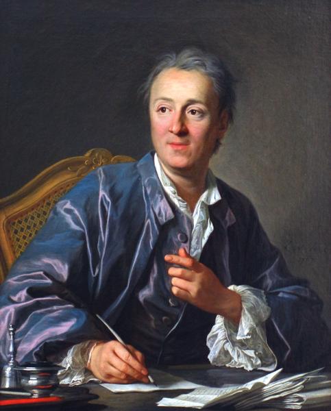 Document 8_Diderot par Louis Michel van Loo, musée du Louvre Paris