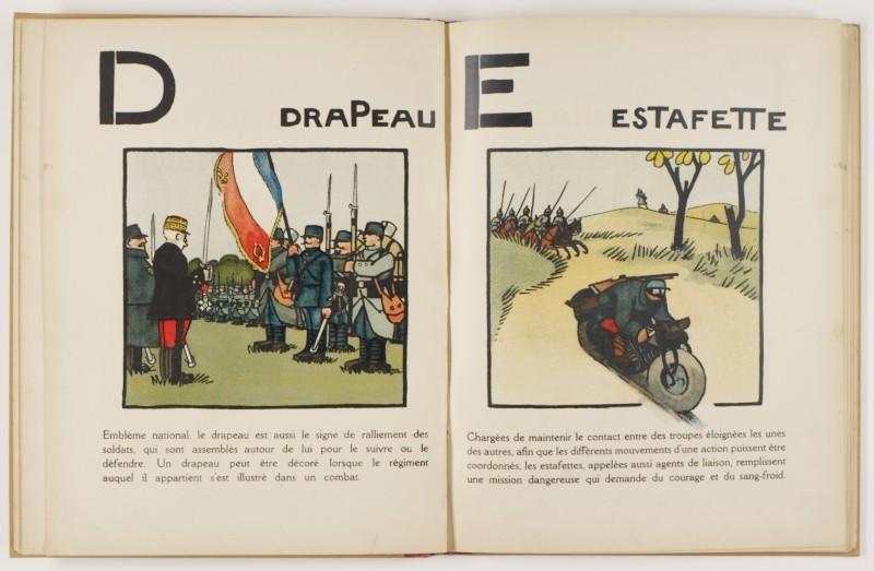 Abecedaire De Guerre Memoires De La Grande Guerre Au Lycee Pompidou
