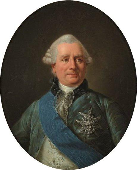 Document 9_ Le comte de Vergennes par Antoine-François Callet, 1787, Versailles