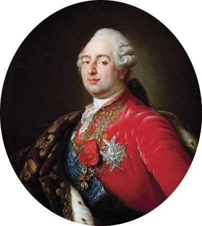 Document 11_Louis XVI par Antoine-François Callet en 1786, Musée Carnavalet